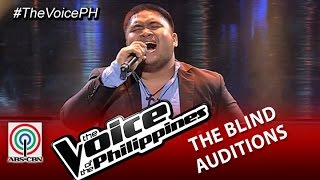 """The Voice of the Philippines Blind Audition """"Makita Kang Muli"""" by Jireh Singson (Season 2)"""