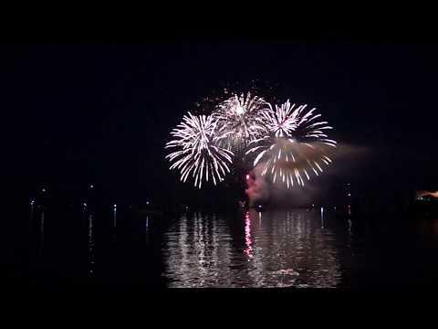 Canada Day 150 Fireworks: Sidney BC