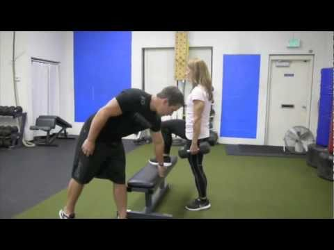 Reverse Lunge to Step Up