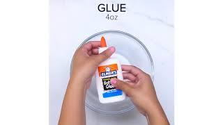 Cách làm slime đổi màu cực đơn giản