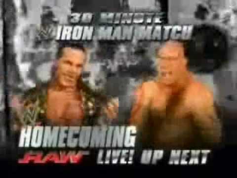 HBK vs Kurt Angle-30Minutes Iron Man 1/4