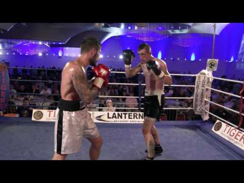 IBA Boxing - Ronnie Bullen v Andy Davies - City Pavilion