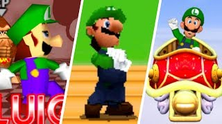 Best of Luigi wins by doing absolutely nothing (1998 - 2018)