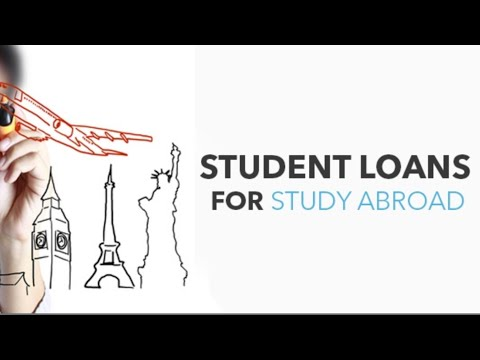 Government  Education Loan For Study Abroad