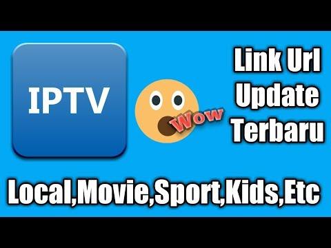 IPTV LINK URL UPDATE TERBARU 2019