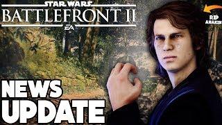 HERO UPDATE: HUGE Anakin NERFS - All Details + Full May Content Calendar! Star Wars Battlefront 2