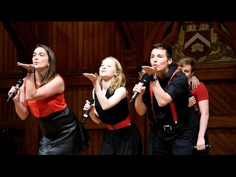 Boys Like You (opb. Who Is Fancy, Meghan Trainor, & Ariana Grande) – The Harvard LowKeys