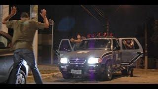 GTA SA Policia 24 Horas - Perseguição e Morte!!