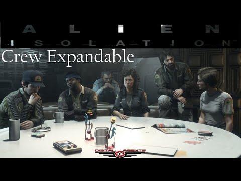 Alien: Isolation - Crew Expendable DLC |