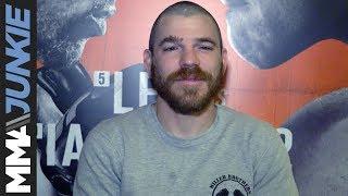 UFC Milwaukee: Jim Miller full pre-event interview