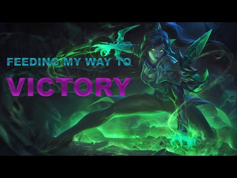 SiLeeNtX | FEEDING MY WAY TO VICTORY