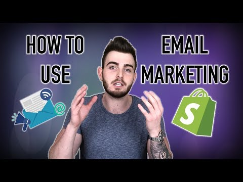 how-to-use-email-marketing-with-shopify-dropshipping-2019