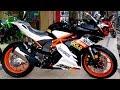 VALENTINO 400cc EFI DUAL CYLINDER SOUND TEST & FULL REVIEW  ON PK BIKES