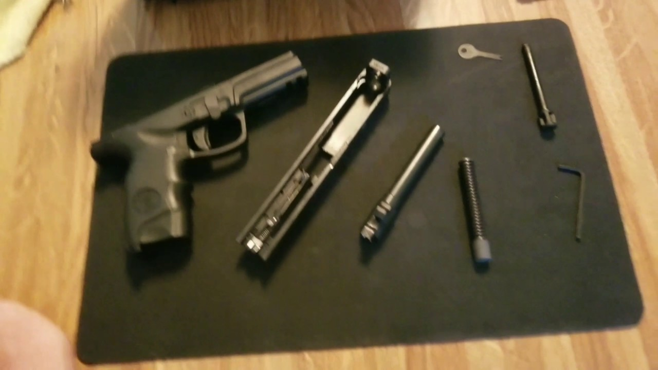 Steyr L40-1A Pistol | Steel Firing Pin Guide Rod