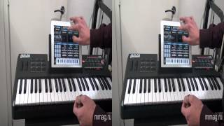 mmag.ru: Akai Synthstation 49 3D video review