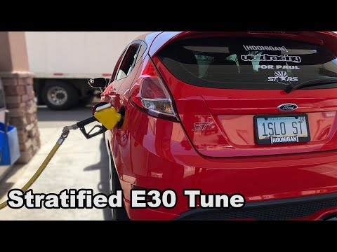 Fiesta ST Stratified V4 E30 Tune Review