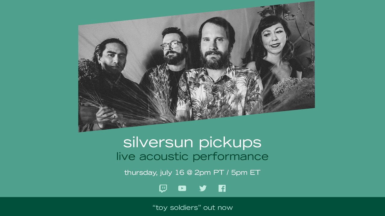 Silversun Pickups - Live Acoustic Performance