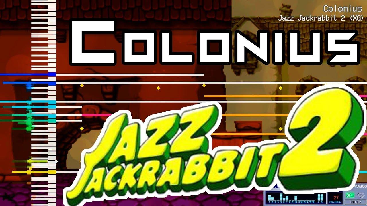 【MIDI】 Colonius (XG) - Jazz Jackrabbit 2