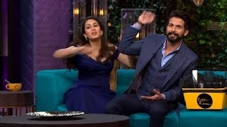 Mira Rajput reveals Shahid's most annoying habit on national TV