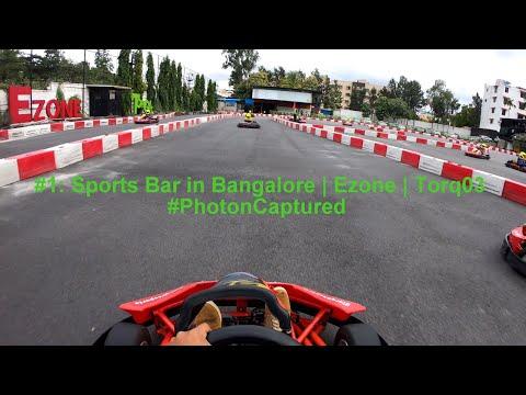 Sports Bar In Bangalore | Torq03 | Ezone | Bowling | GoKarting