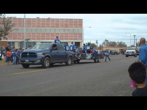 Tahoka Texas, Harvest Festival Parade 2012