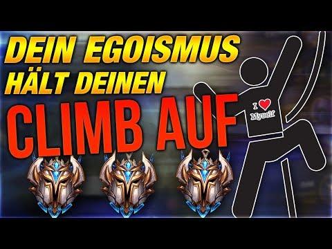 Dein Egoismus hält deinen Climb auf! [League of Legends] thumbnail