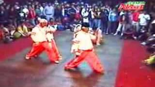 Los Raggas OK 2005