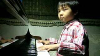 Rondo pour un tout petit enfant ( Richard clayderman ) 兒童的輪旋曲