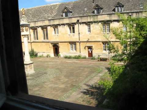 Oxford University 2012: residential life
