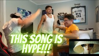 Agust D - Daechwita (reaction) THIS SONG IS HYPE!!!