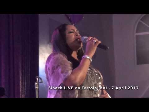 Sinach LIVE in the British Virgin Islands Friday April 7, 2017 (I Stand Amazed)