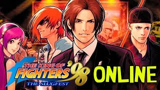 ZOEIRA DO BEM NO ONLINE – THE KING OF FIGHTERS 98