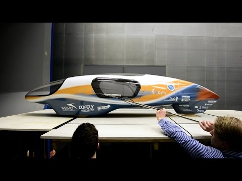 The Ecorunner V - The most aerodynamic car in the world