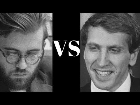Bent Larsen beating the World Champions: vs. Fischer (Chessworld.net)
