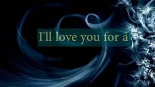 A Thousand Years- Christina Perri (lyrics)