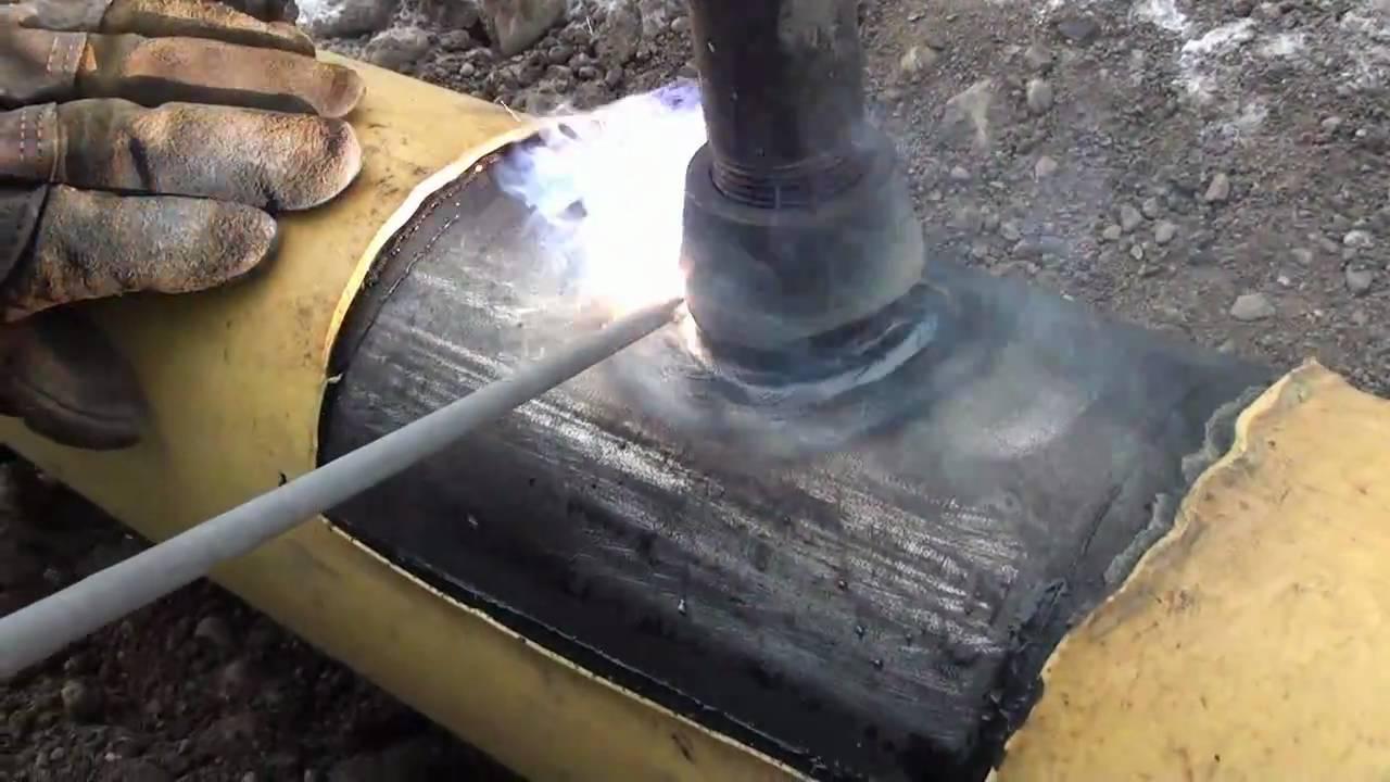 Pipeline Welding In Service Welding Hydrogen Sulphide