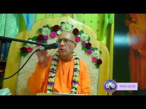 Бхагавад Гита 3.30 - Бхактивайбхава Свами