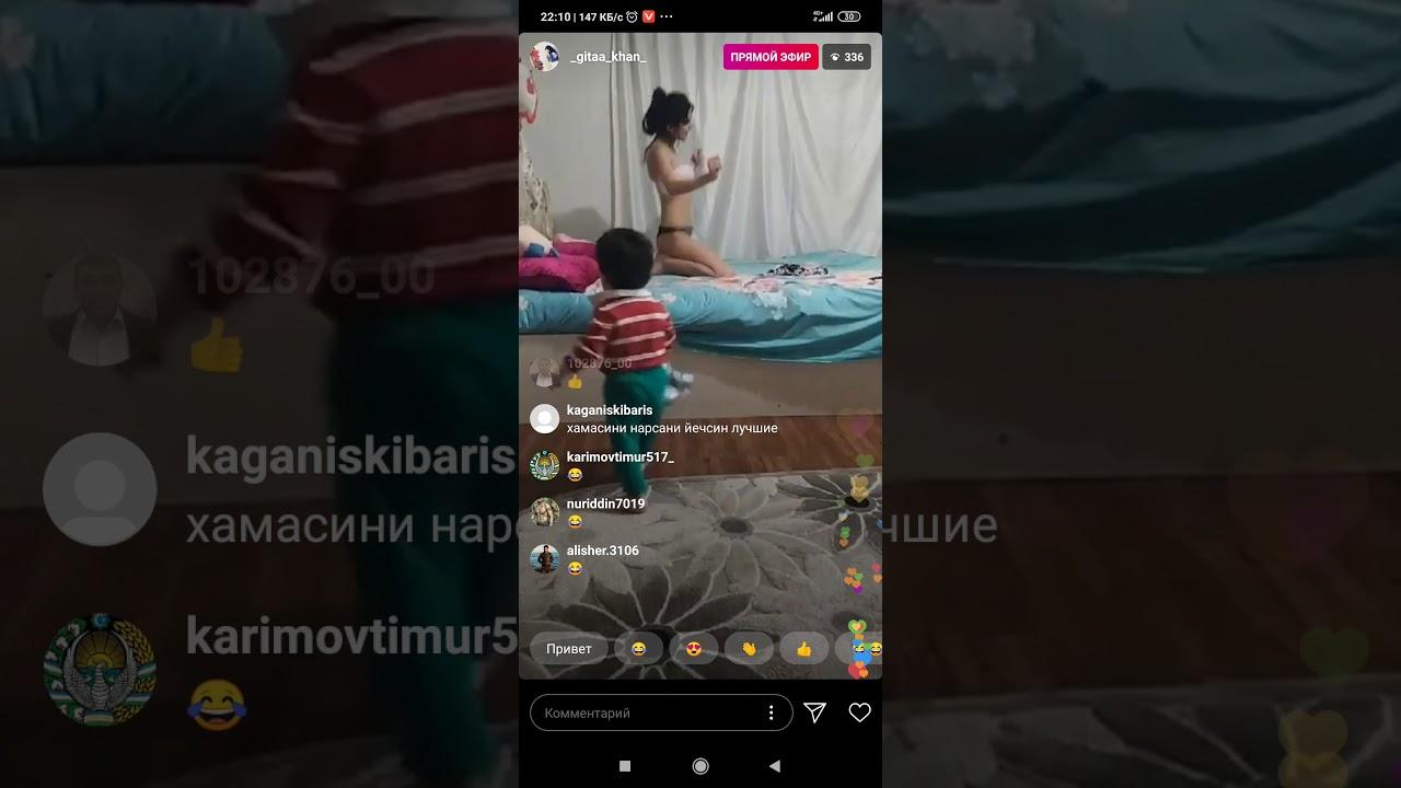 Mana uzbek qizlari