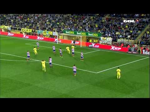 Villarreal deserves credit for pegging Atlético Madrid back (Subtitles)