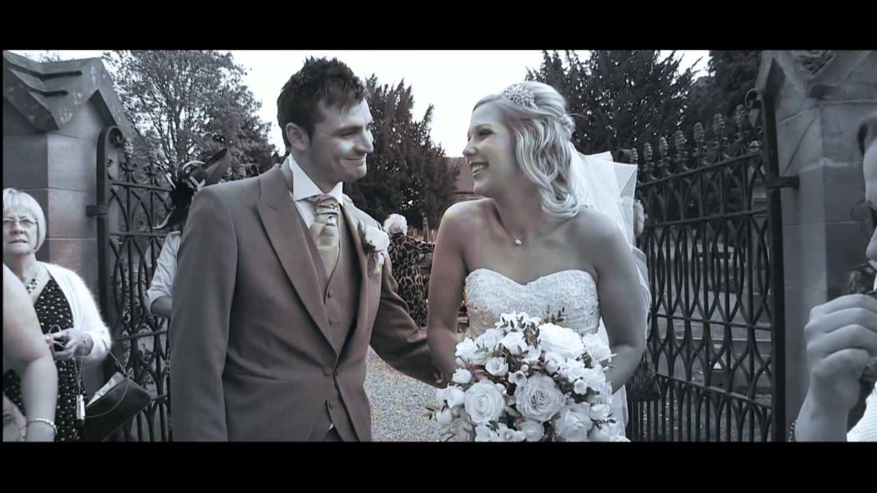 North Wales Wedding Videos Vicky Peter S Highlights