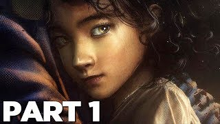 THE WALKING DEAD THE FINAL SEASON EPISODE 4 Walkthrough Gameplay Part 1 - INTRO (Season 4)