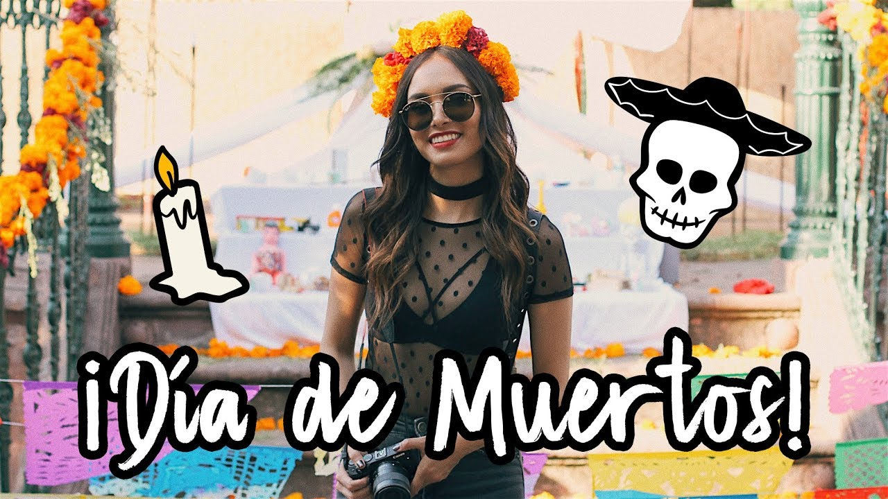 ¡DÍA DE MUERTOS! San Miguel de Allende | @AnaVbon