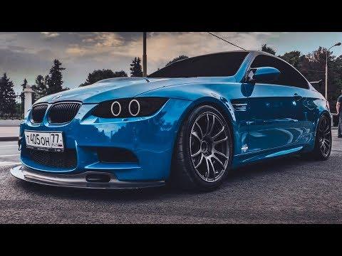 ПОСЛЕДНЯЯ BMW М3 с V8! С 63 AMG. Реакция сестры на NISSAN GT-R. E92. Mercedes-Benz. MPOWER. Тест.