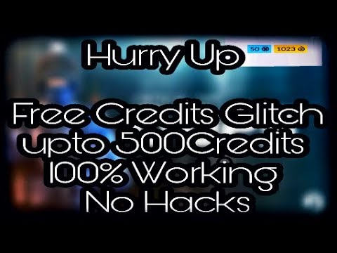 Critical ops 0.9 free credits glitch (up to 500credits/no hacks) 100% working