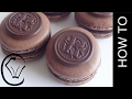 Monogram French Macarons Double Chocolate By Cupcake Savvy S Kitchen mp3