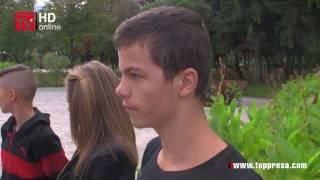 """ПГ по МСС """"Пейо Яворов"""" залесиха дръвчета в парка на Гоце Делчев"""