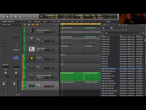 Music Production Stream Logic Pro X #21