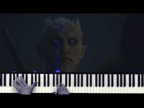 Король Ночи играет саундтрек к Игре Престолов (Сезон 8, Серия 3)
