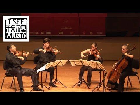 Kelemen Quartet: Mozart - String Quartet No. 19 in C major, K. 465 | First Round