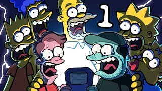 Simpsons Treehouse of Horror - EP 1: Bart Can